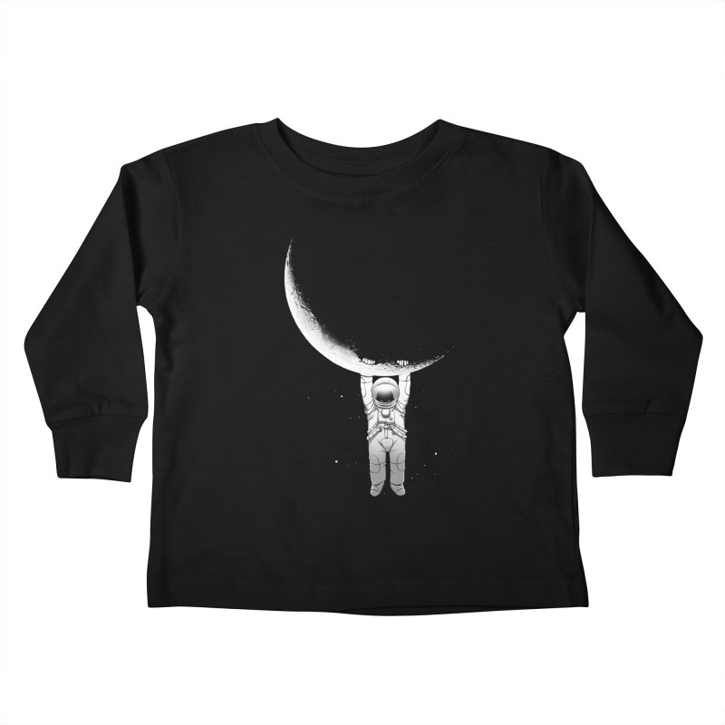 Help! Kids Toddler Longsleeve T-Shirt by digitalcarbine