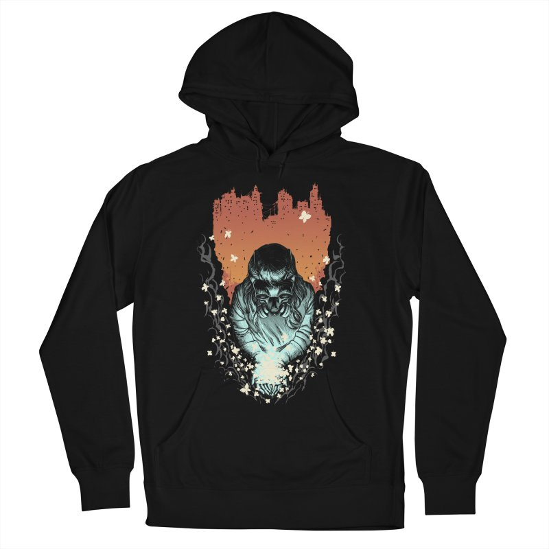 Light of Life Men's Pullover Hoody by digitalcarbine