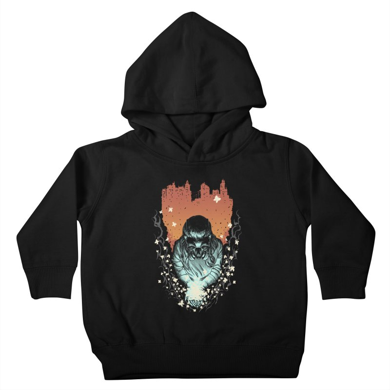 Light of Life Kids Toddler Pullover Hoody by digitalcarbine