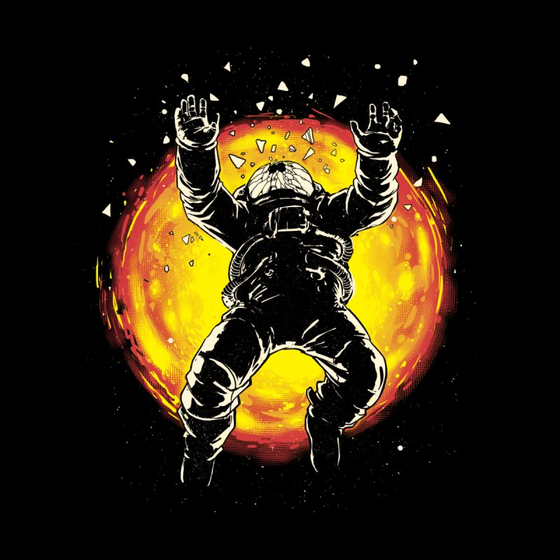 Lost in the Space Women's T-Shirt by digital carbine