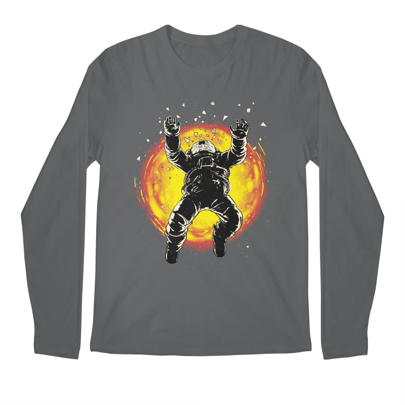Lost in the Space Men's Regular Longsleeve T-Shirt by digital carbine