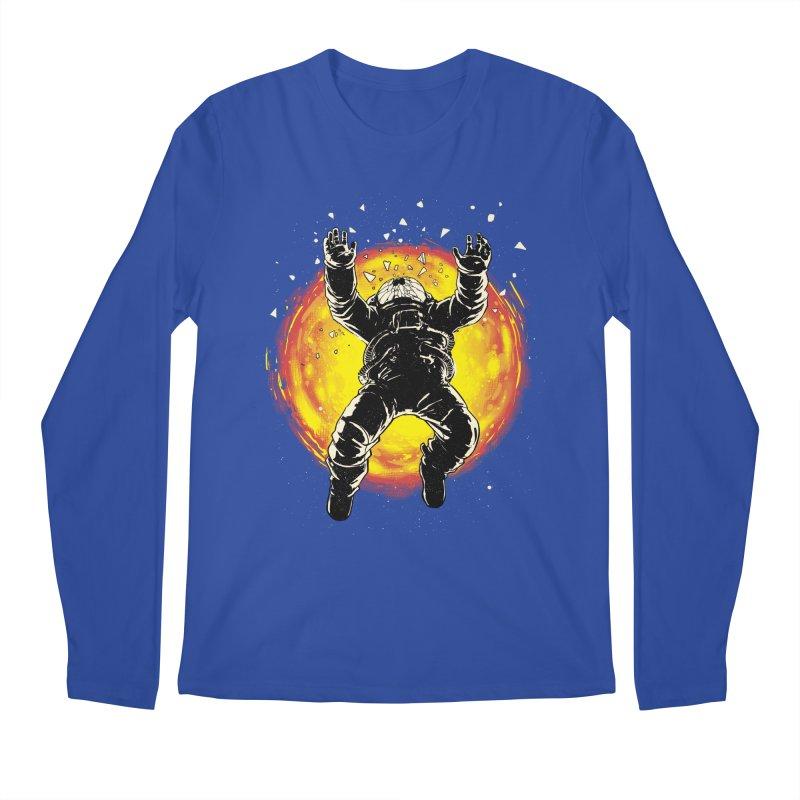 Lost in the Space Men's Regular Longsleeve T-Shirt by digital carbine