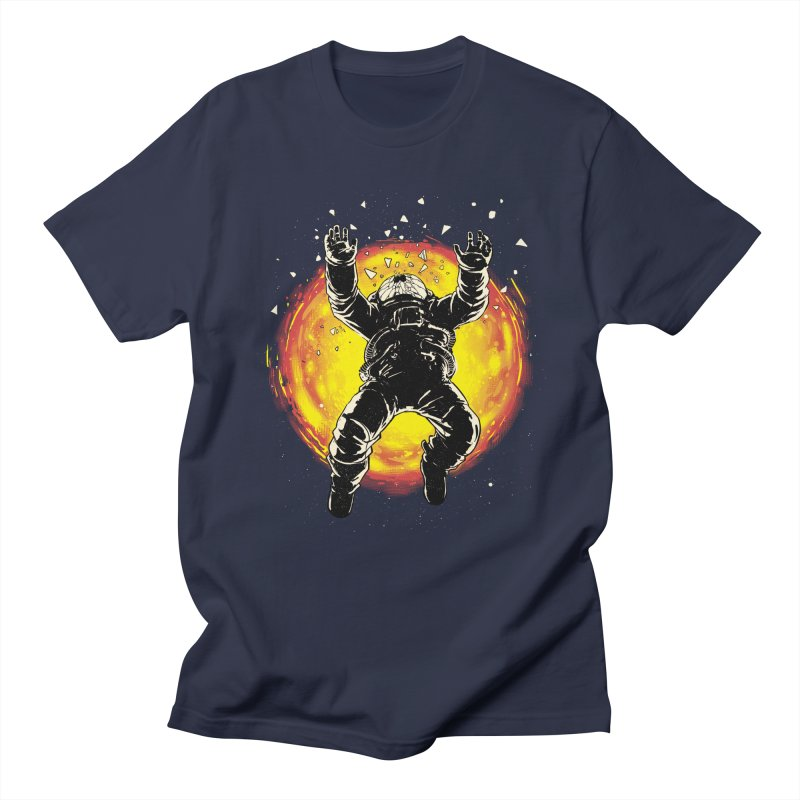 Lost in the Space Women's Regular Unisex T-Shirt by digital carbine