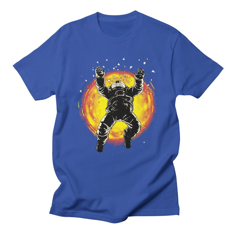 Lost in the Space Men's Regular T-Shirt by digital carbine