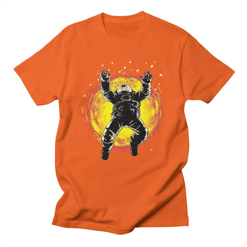 Lost in the Space Men's T-Shirt by digital carbine