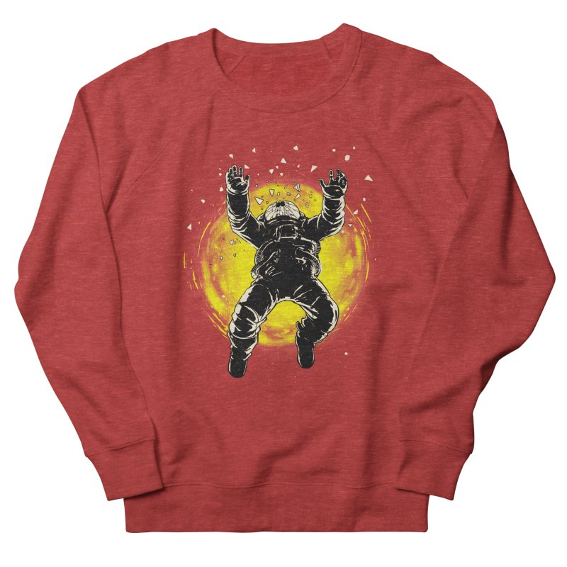 Lost in the Space Women's French Terry Sweatshirt by digital carbine