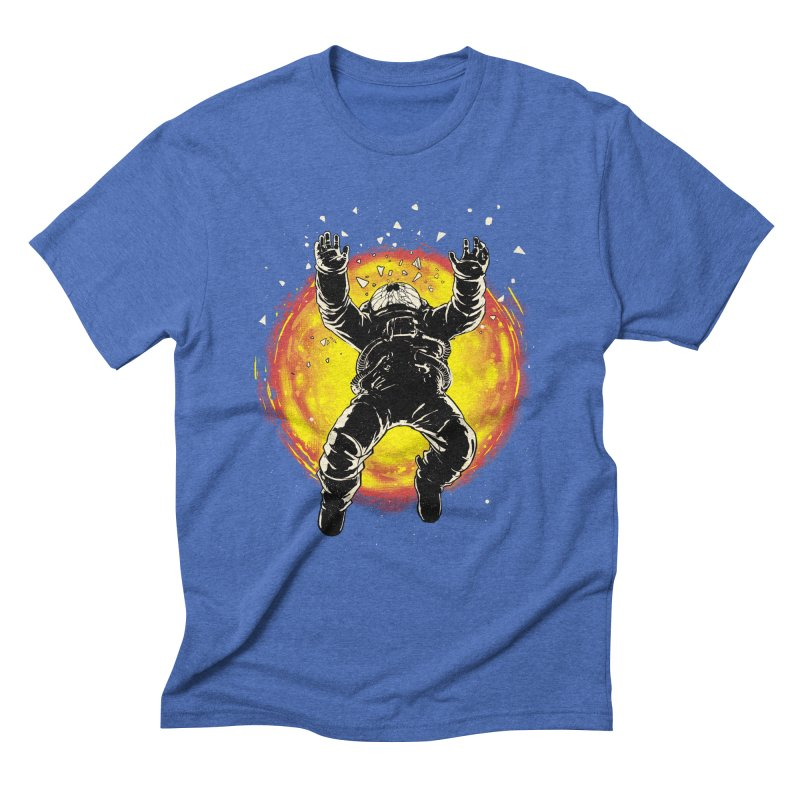 Lost in the Space Men's Triblend T-Shirt by digital carbine