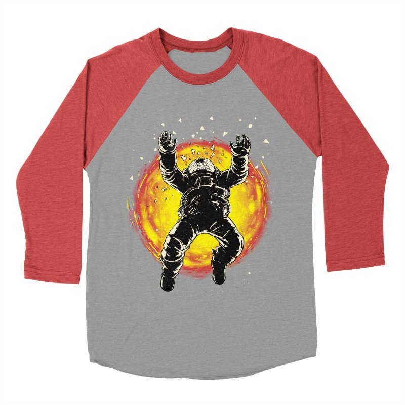 Lost in the Space Men's Longsleeve T-Shirt by digital carbine