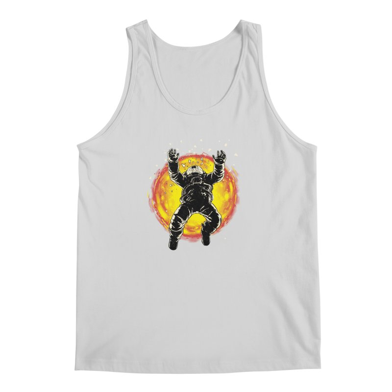 Lost in the Space Men's Regular Tank by digital carbine