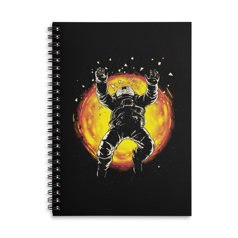 Lost in the Space Accessories Notebook by digital carbine