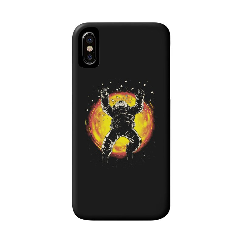 Lost in the Space Accessories Phone Case by digital carbine