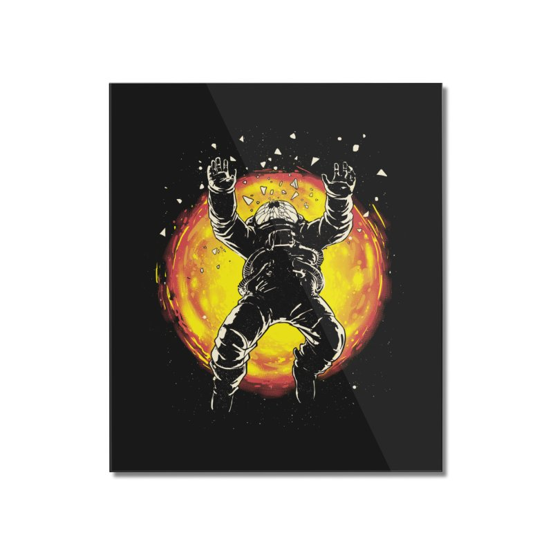 Lost in the Space Home Mounted Acrylic Print by digital carbine