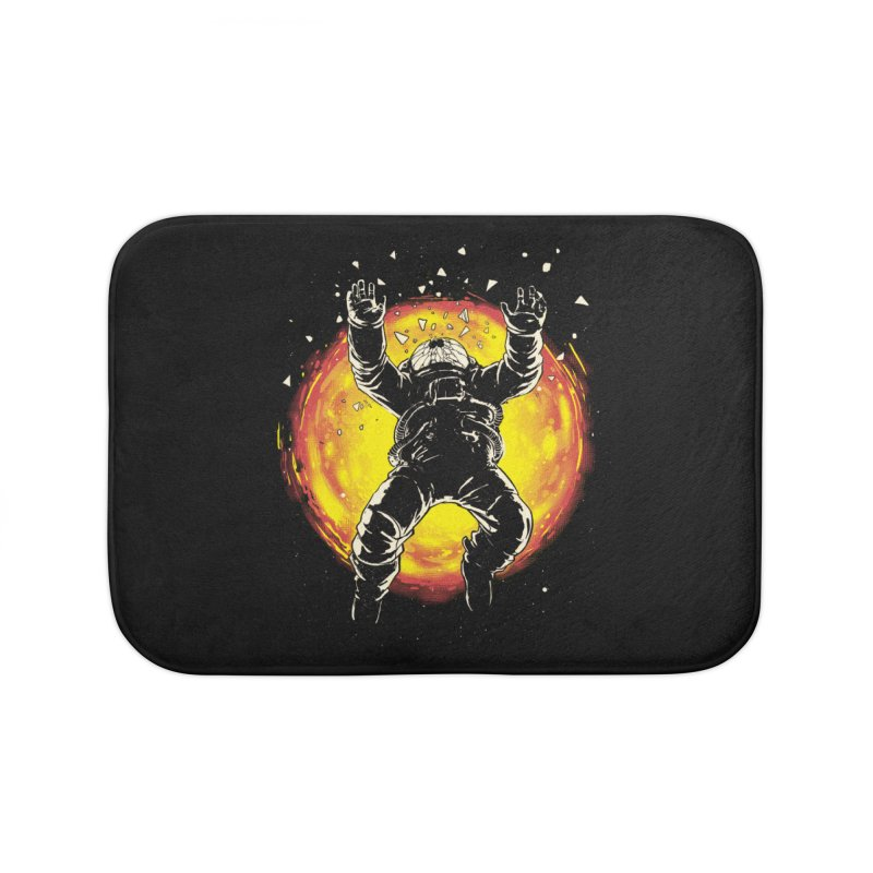 Lost in the Space Home Bath Mat by digital carbine