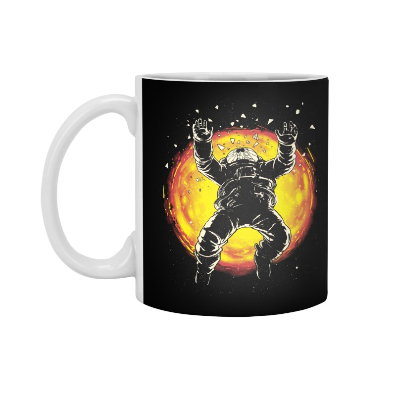 Lost in the Space Accessories Standard Mug by digital carbine
