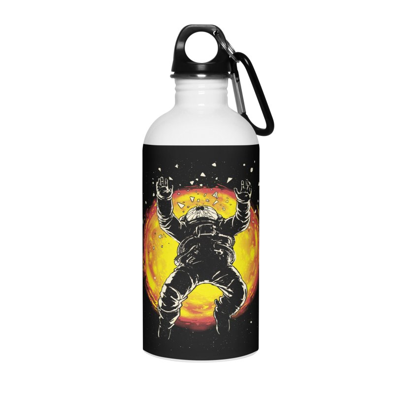 Lost in the Space Accessories Water Bottle by digital carbine