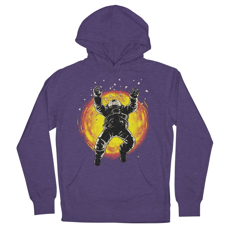 Lost in the Space Men's Pullover Hoody by digitalcarbine