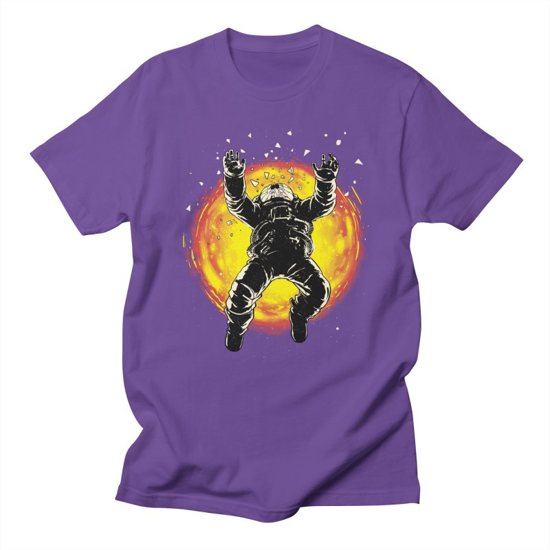 Lost in the Space Men's T-shirt by digitalcarbine