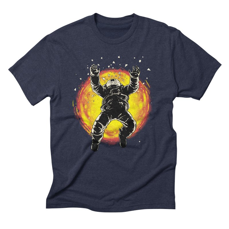 Lost in the Space Men's Triblend T-shirt by digitalcarbine