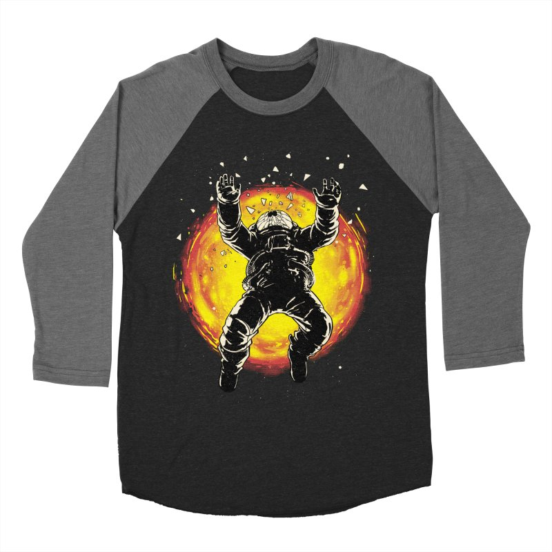 Lost in the Space Men's Baseball Triblend T-Shirt by digitalcarbine