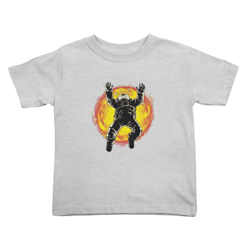 Lost in the Space Kids Toddler T-Shirt by digitalcarbine