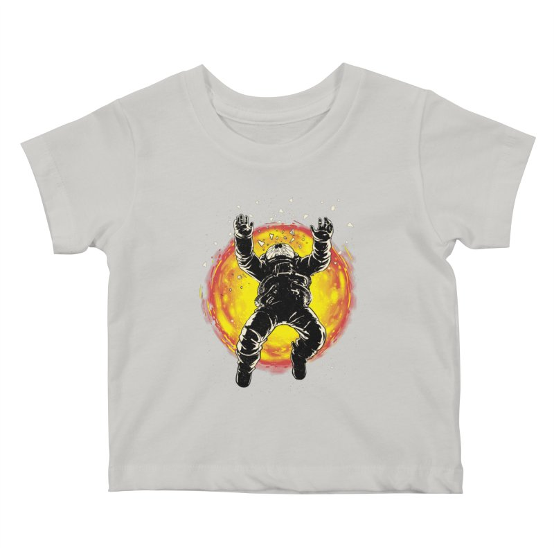 Lost in the Space Kids Baby T-Shirt by digitalcarbine