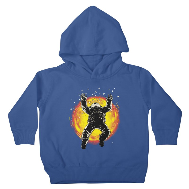 Lost in the Space Kids Toddler Pullover Hoody by digitalcarbine