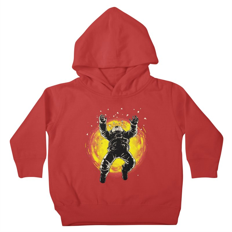 Lost in the Space Kids Toddler Pullover Hoody by digital carbine