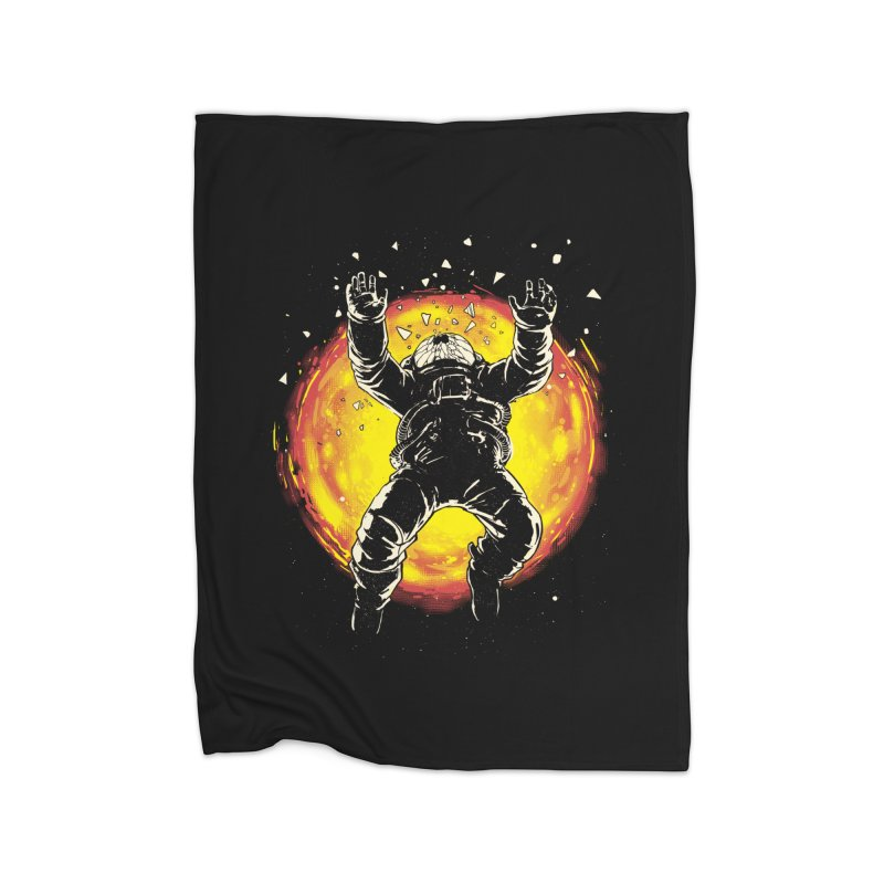 Lost in the Space Home Blanket by digital carbine
