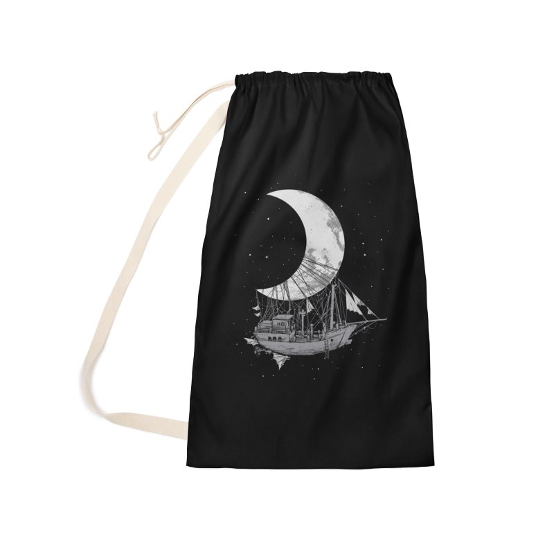Moon Ship Accessories Bag by digital carbine