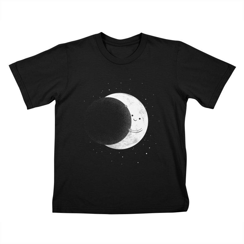 Slide Show Kids T-Shirt by digital carbine