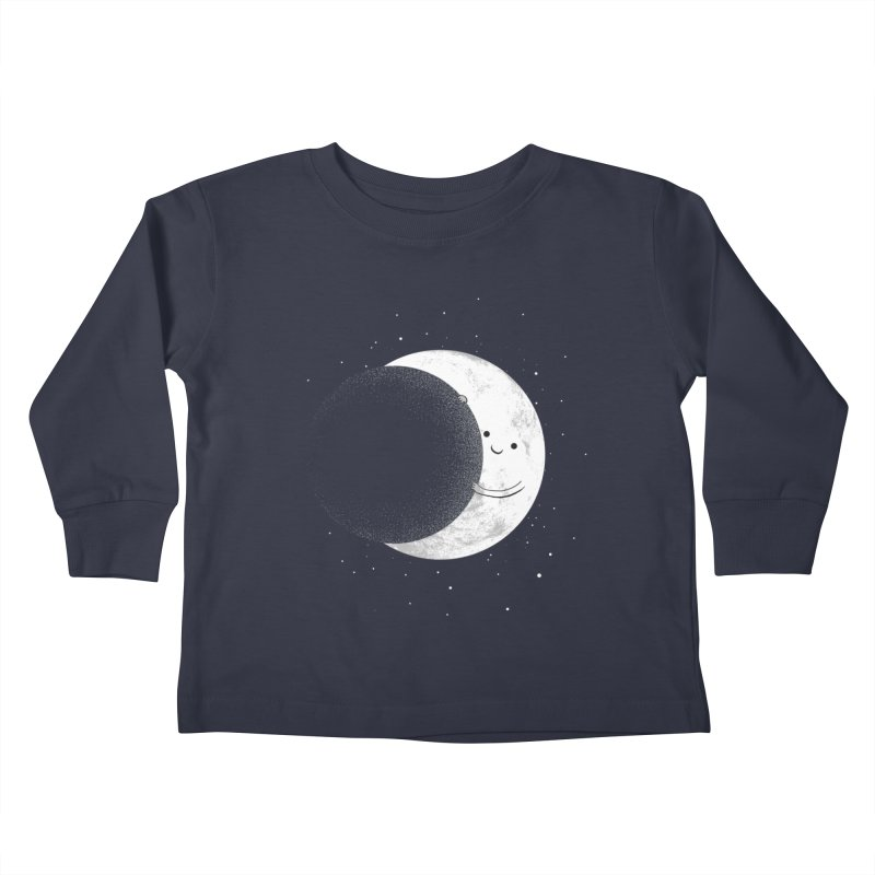 Slide Show Kids Toddler Longsleeve T-Shirt by digital carbine