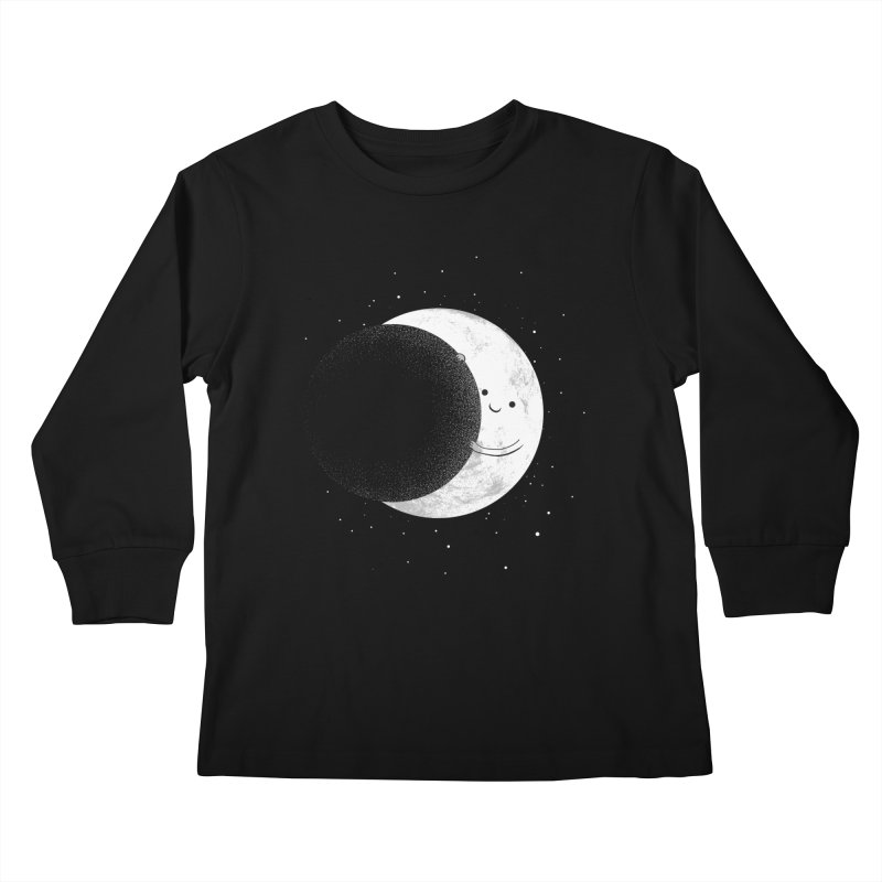 Slide Show Kids Longsleeve T-Shirt by digital carbine