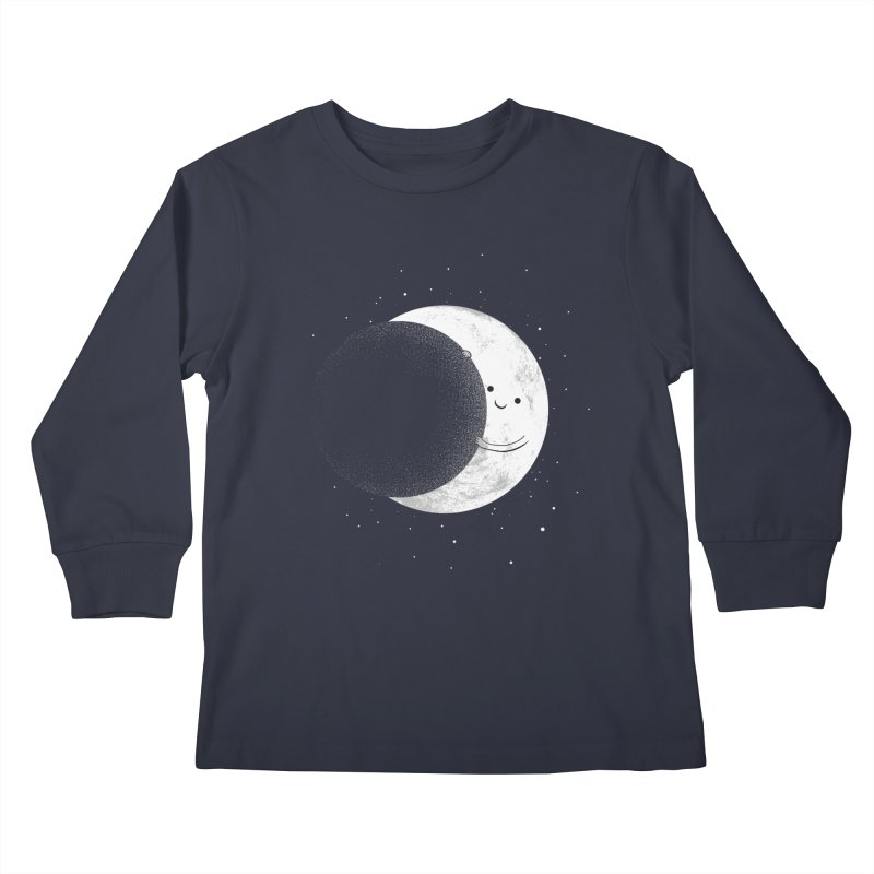 Slide Show Kids Longsleeve T-Shirt by digital carbine