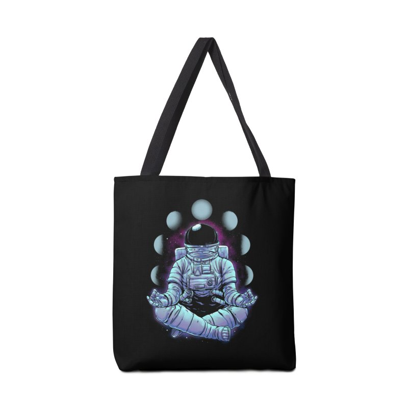 Meditation Accessories Tote Bag Bag by digital carbine