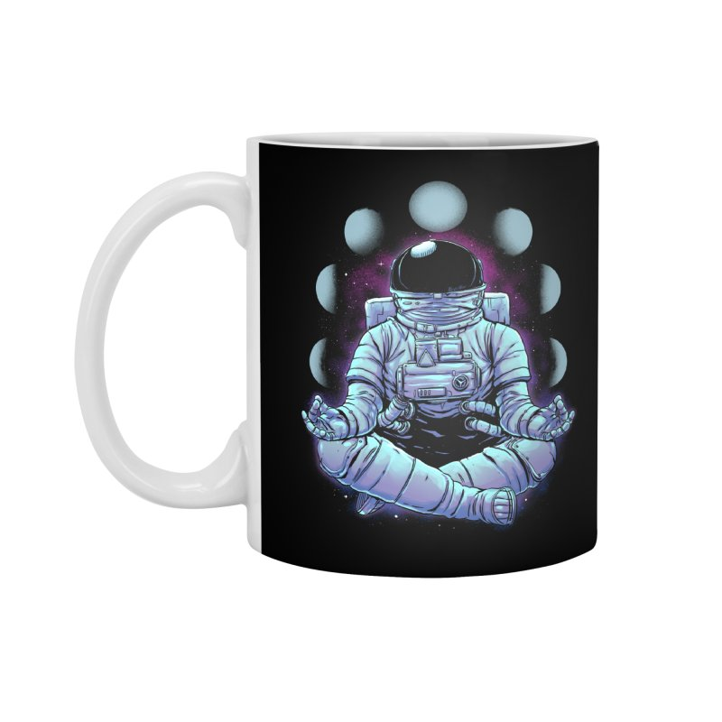 Meditation Accessories Standard Mug by digital carbine
