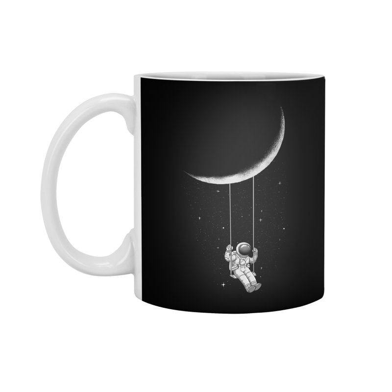 Moon Swing Accessories Standard Mug by digital carbine