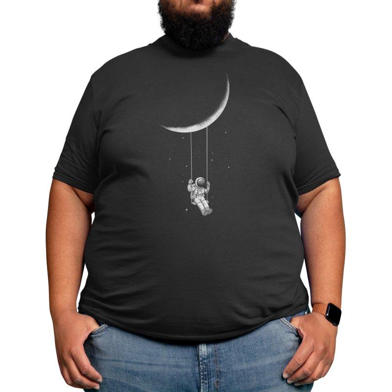 Moon Swing Men's T-Shirt by digital carbine
