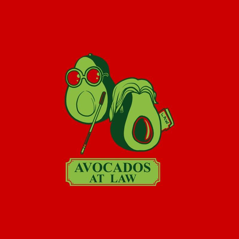 Avocados at Law Men's T-Shirt by Digital PIMP Threadless shop