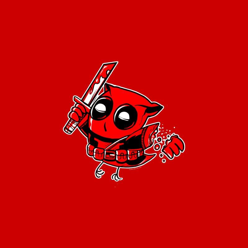 Deadp-HOO-L! Men's T-Shirt by Digital PIMP Threadless shop