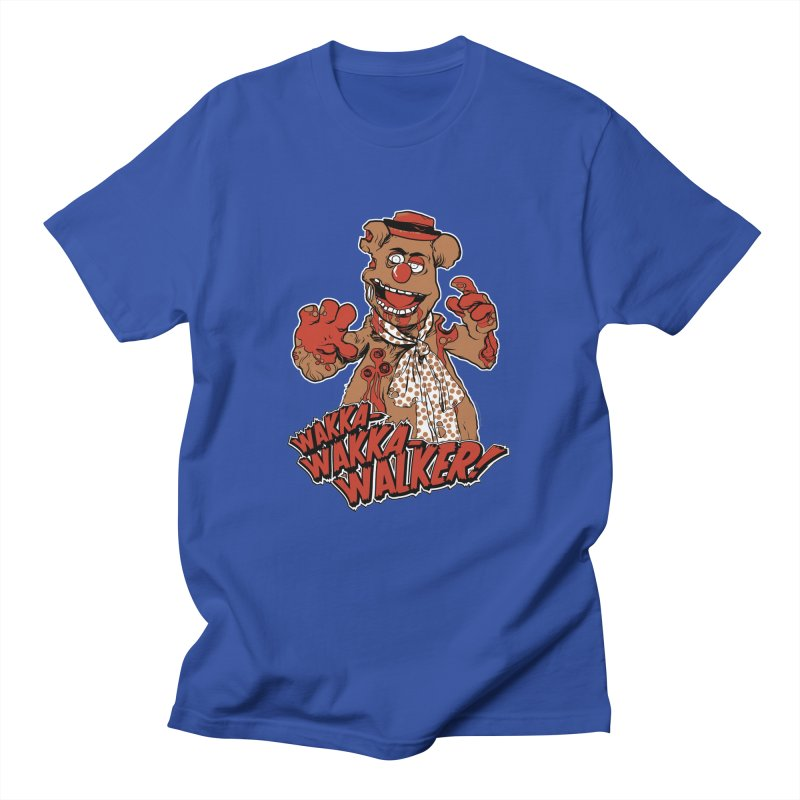 """Wakka, Wakka, WALKER!"" Zombie Fozzie Men's Regular T-Shirt by Digital PIMP Threadless shop"