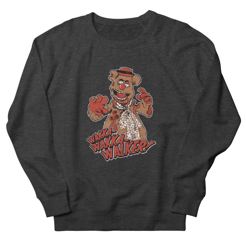 """""""Wakka, Wakka, WALKER!"""" Zombie Fozzie Women's French Terry Sweatshirt by Digital PIMP Threadless shop"""