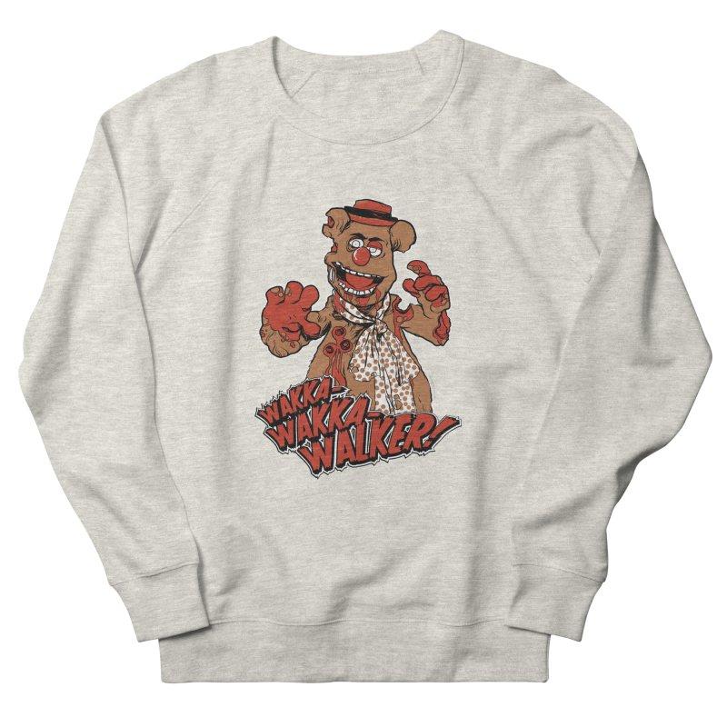 """""""Wakka, Wakka, WALKER!"""" Zombie Fozzie Men's French Terry Sweatshirt by Digital PIMP Threadless shop"""