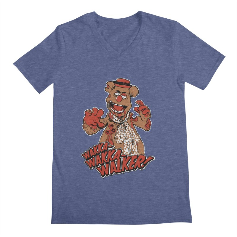 """""""Wakka, Wakka, WALKER!"""" Zombie Fozzie Men's  by Digital PIMP Threadless shop"""