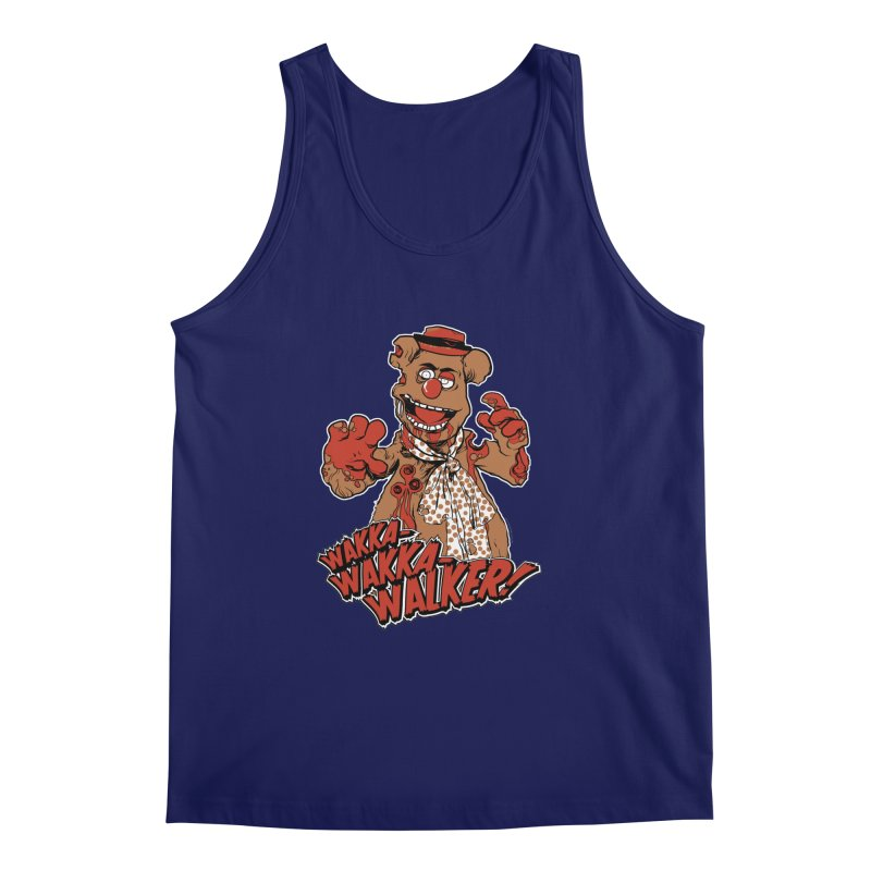 """Wakka, Wakka, WALKER!"" Zombie Fozzie Men's  by Digital PIMP Threadless shop"