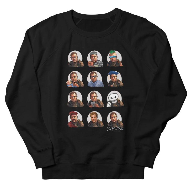 Sad/Rad/Mad Max Men's French Terry Sweatshirt by Digital PIMP Threadless shop