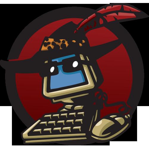 Digital PIMP Threadless shop Logo