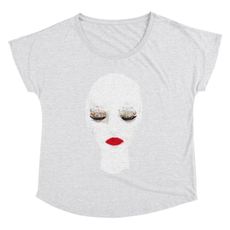 Face Women's Dolman by dijana's Artist Shop