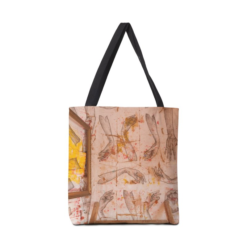 Hands Accessories Bag by dimmerlight's Artist Shop