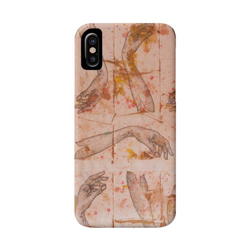 Hands Accessories Phone Case by dimmerlight's Artist Shop