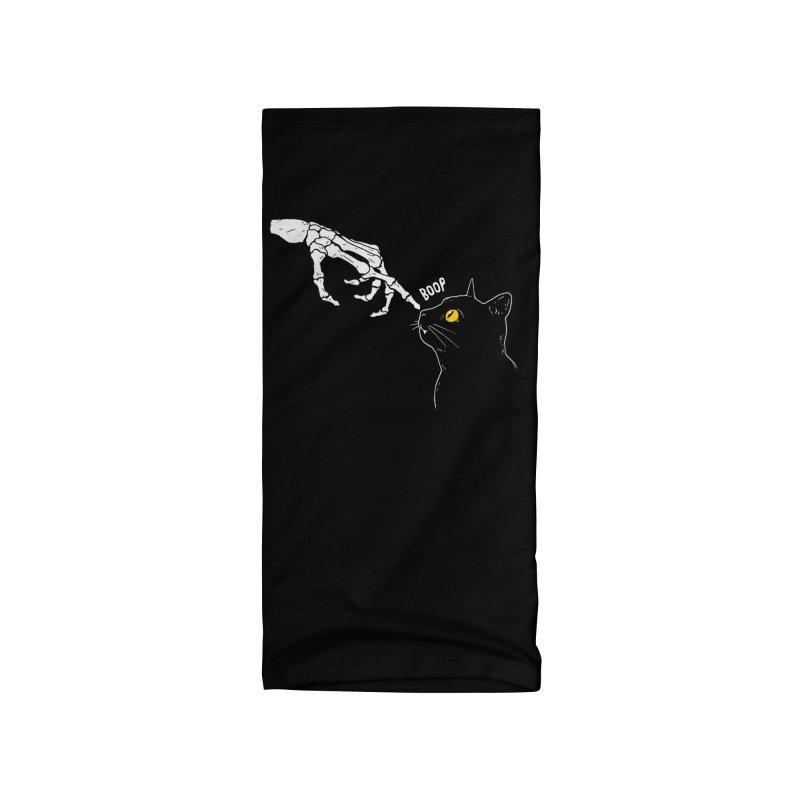 Spooky Boop Accessories Neck Gaiter by DinoMike's Artist Shop